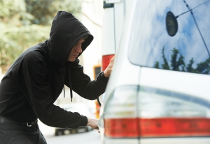 Three years prison for car break-ins
