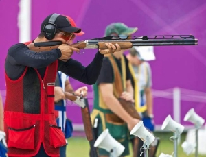 William Chetcuti eliminated after disappointing double trap first round