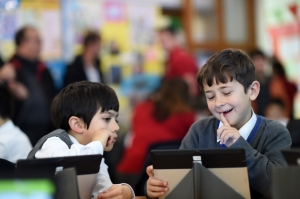 School tablets 'positive experience but under-utilised' NAO survey finds