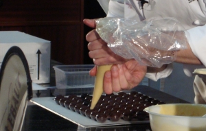 Think like a pâtissier and cook like a chef: chocolate-making is coming to town