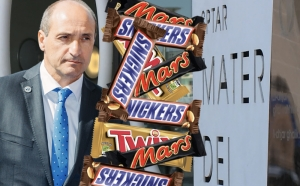 [WATCH] Bring your own chocolate! Chris Fearne says Mater Dei won't promote sugars