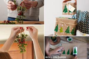 WOW with these 5 easy Christmas DIY ideas