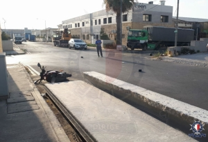 Motorcyclist seriously injured in Gozo accident