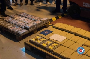 Cocaine with street value of €10 million seized at Malta Freeport