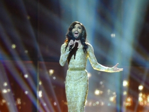 Austria wins the Eurovision Song Contest
