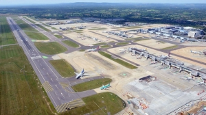 Gatwick runway reopened after drone episode