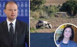 Daphne Caruana Galizia murder: Malta government reiterates commitment to 'deliver justice'