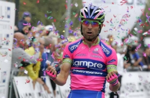Diego Ulissi banned for nine months for doping