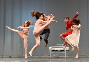 Dante gets dance treatment by Gozitan troupe