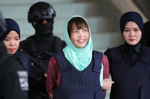 Second woman freed in North Korea case