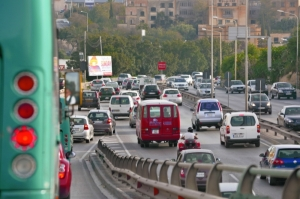 Maltese politics is stuck in traffic, too