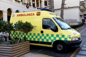 Woman run over in Luqa suffers serious injuries