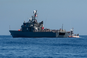 71 rescued migrants brought ashore by Armed Forces of Malta