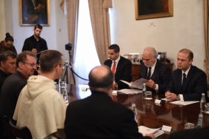 Church urges Maltese Presidency to prioritise EU values, migration and energy efficiency