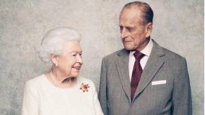 [WATCH] The Queen and Prince Philip celebrate platinum wedding anniversary