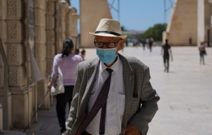 COVID-19: Maltese say 'no' to lockdown despite average 128 daily cases of infections