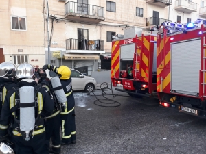 Residents evacuated after gas cylinder explosion in Qawra