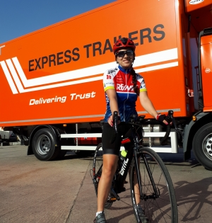 Express Trailers employee to join Alive2018 Cycling Charity