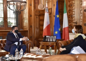 Malta, Italy seeking deeper cooperation in criminal prosecutions