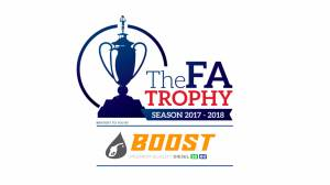 FA Trophy provides no surprising results