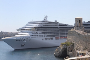 MSC Fantasia to bring 120,000 passengers to Malta in 2015