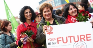 Almost half of female MPs face violent threats, PES Women claims