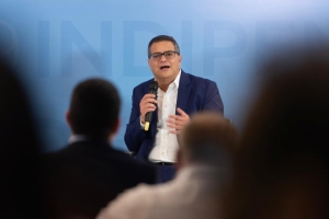 [WATCH] Adrian Delia will give verdict on Gozo tunnel only when all reports are out
