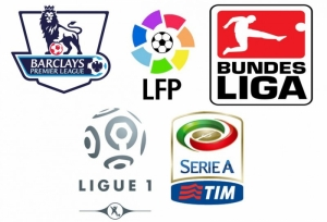 Europe's big five leagues offer thrilling weekend clashes