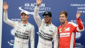 Lewis Hamilton puts Mercedes on pole at Monaco Grand Prix