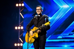 Singing priest withdraws from X Factor, releases new single