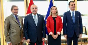 EU-Turkey talks fail to ease friction over detentions