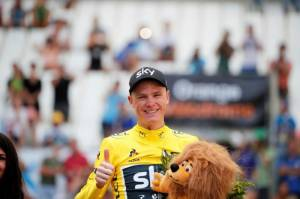 Tour de France 2017: Chris Froome on the brink of fourth Tour de France win