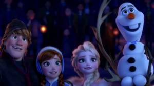 Animated hit movie Frozen returns with three new songs