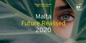 EY Malta announce 'groundbreaking' virtual event on Malta's post-COVID future