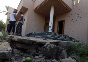 Clashes in Libyan capital leave five dead