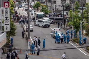 Child among three dead in Japan knife attack