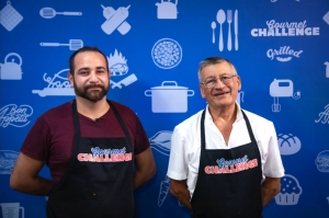 [WATCH] Gourmet Challenge episode 3: Patrick Attard Baldacchino vs Gino Manfredi