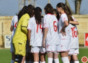 Malta U-15 girls head to Thailand for Development Tournament