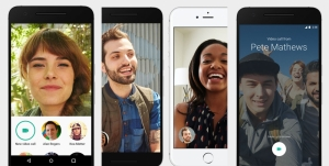 Google launches cross-platform answer to FaceTime