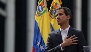 Venezuela's Supreme Court bans self-declared president Guaido from leaving country