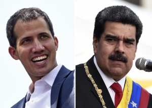 Venezuela crisis explained: a tale of two presidents