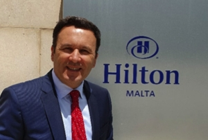 Hilton Malta appoints new general manager