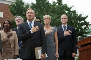House of Cards on GO Stars HD