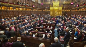 Brexit Bill delayed as Lords back EU nationals' rights