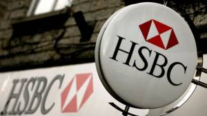 HSBC pre-tax profit up 5% to $10.2 billion in first half 2017