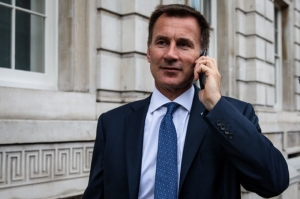 Jeremy Hunt appointed foreign secretary in UK government reshuffle