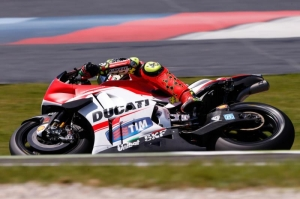 Iannone claims career first MotoGP pole in Mugello