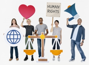 Human rights can build a fairer society | Renee Laiviera