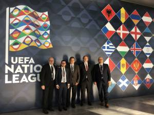 Malta to face Azerbaijan, Faroe Islands and Kosovo