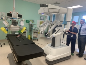 [WATCH] New robot at Mater Dei set to assist surgeons in operations